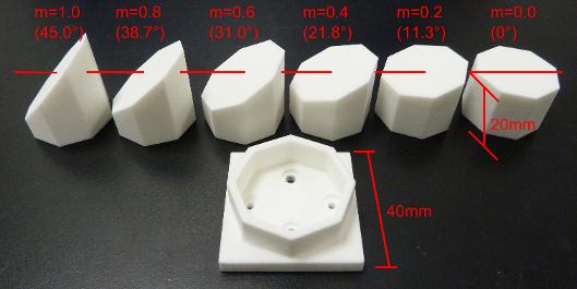 3d printed optical mounts